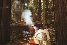 Big Sur / A little inspiration (as if we needed more) for our camping adventure to Big Sur this weekend.
