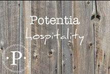 potentia hospitality inspiration