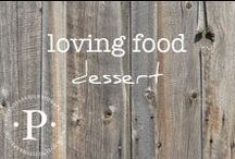 on loving and appreciating food: desserts / Food that needs to be cooked, baked, stirred, tasted and enjoyed. Meeting your body's needs and enjoying foods of all flavors, types and textures is possible. Food is fun, Food is Medicine. Food is not the enemy.