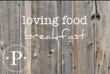 on loving and appreciating food: breakfast / Food that needs to be cooked, baked, stirred, tasted and enjoyed. Meeting your body's needs and enjoying foods of all flavors, types and textures is possible. Food is fun, Food is Medicine. Food is not the enemy.