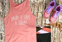 Workout Gear/Must haves / by Mariah Seuss