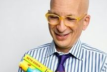 Seth Godin, Simon Sinek, Brian Solis, Guy K. / Best videos about the best and the brightest minds in business and not only.