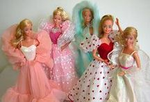 Vintage Barbies / Barbie