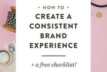 Branding / Help and inspiration for branding your business.
