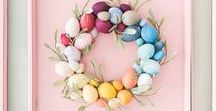 Easter Fun / Some of our favourite Easter crafts and inspiration we stumble upon.