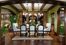 Home Inspiration / Home decorating & design ideas and inspiration. Rooms I love. / by Crystal Luethi Galloway