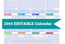 Calendars...