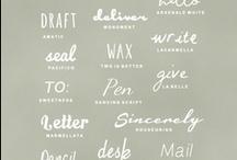 Books 'n' Blogs / by Amanda Louise
