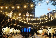 Wedding planner wannabe  / to plan it all over again - things to do differently! / by Fouad & Alleya Baayoun
