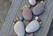 Pebbles + their magic! / by Samantha Mair-Donaldson