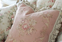 Pillow Talk / Lovely Accent Pillows / by Tammy Hillyer