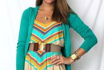 Inspiration COLOR in my life / Color ideas from home to beauty / by JasyB Mobile Fashion Truck