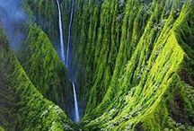 Waterfalls / Just waterfalls.