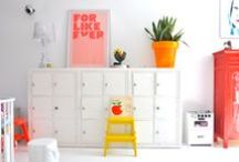 Color Schemes and Interior Themes / Beautiful inspirations for every room, artwork, or outfit.  / by Jackie Sherman