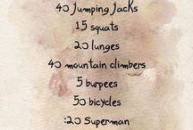 Fitness / by Hillery Adams