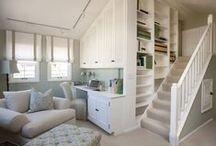 House Ideas : Nooks...