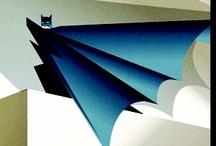 BATMAN y CIA / Imagenes de Batman y todos los que se mueven por su mundo. / by Manuel Lermas
