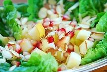 Salads / by Cretha Mathews