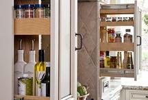 Kitchen Essentials, Gadgets & Tips / by Cretha Mathews