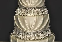 Inspiration -Fashion Cakes / Cakes inspired by fashion, fabrics, etc. / by Samantha Mair-Donaldson