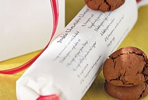 Cookies, Bars, Scones & Madeleines / by Cretha Mathews