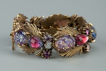 Vintage to Vogue Costume Jewelry / fabulous vintage costume jewels / by Tammy Hillyer