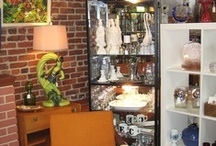 My shop space at Avenue Antiques