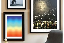 Gallery Wall / Cover everything in art!  / by Jackie Sherman