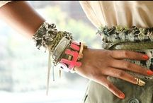 Jewelry:  BRACELET STACKS / Arm Candy Inspiration