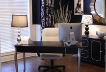 Home:  OFFICE ♥ IDEAS / Get inspiration for your office.  How to style and create the perfect workspace in style.