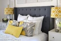 Yellow and Grey Design / by Dianne Koenig Mejia