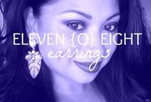 Jewelry:  Earrings / Trendy Statement Earrings.  Amp up your ear game with a pair of earrings, ear jackets or ear crawlers.