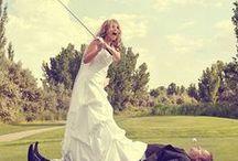 Golf Themed Weddings