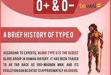 Blood Group Diet - Blood Type O / by Sels Johnstone