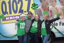 Q102.7 Out and About in SOCO / by Q102.7 KBIQ-FM