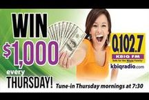 Q102.7 Contests and Deals! / http://pikespeakbargains.com/intro.php / by Q102.7 KBIQ-FM