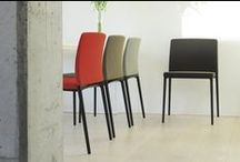 Four-legged chair Ceno / Functional. Appealing. Stackable. Design: Läufer + Keichel  by #wilkhahn