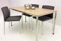 Conference table Contas / Minimalist. Lightweight. Surprisingly versatile.