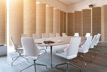 Wilkhahn white office furniture / Wilkhahn office furniture in white color