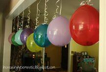 Birthdays / by Mary Lancaster