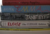 Books / by Amanda Rose