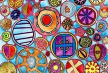 ART~Zentangle / zendoodle / by Mari Ava