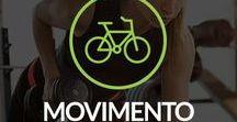 Movimento / Descubra como deixar seu corpo mais saudável e ativo com exercícios que cabem no seu dia a dia e vão te tirar do sedentarismo.