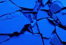 BLUE KLEIN / COLOR