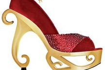 DIVINITY SHOES #fashion #shoes #luxury #pinterest / by MarivipSuperstar