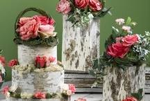 Pretty in Pink Wedding Ideas.... / Pure romance!