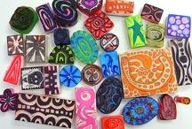 ART: Stencils, Stamps, Printing & Dyeing / by Debi Koenig