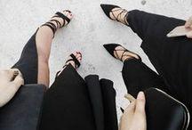 "Shoes / ""Shoes.  Shoes.  Shoes.  OMG.  Shoes.  Let's get some shoes."" ~ Liam Kyle Sullivan as Kelly"