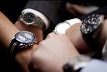 Watches / Luxury watches and haute horology / by Merky