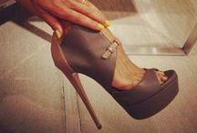 My Feet / by S. Leigh Scott